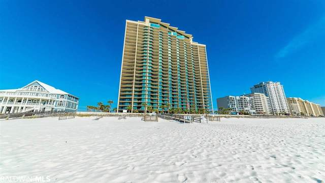 23972 Perdido Beach Blvd #2007, Orange Beach, AL 36561 (MLS #305459) :: Dodson Real Estate Group