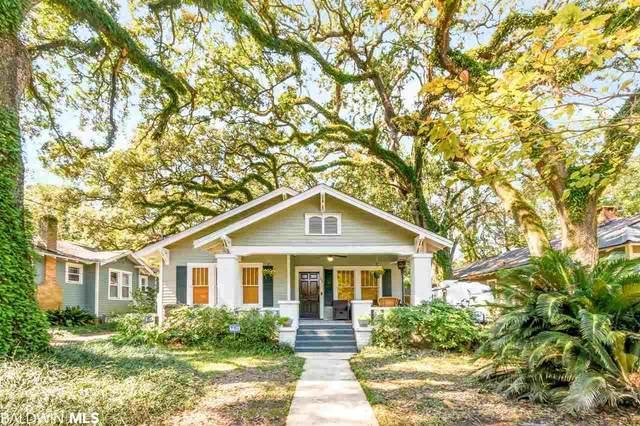 108 Glenwood St, Mobile, AL 36606 (MLS #305492) :: Mobile Bay Realty