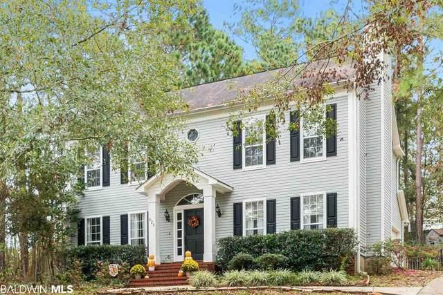 629 Ridgewood Drive, Daphne, AL 36526 (MLS #305506) :: Dodson Real Estate Group