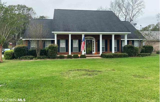 4820 Pecan Ridge, Mobile, AL 36619 (MLS #305512) :: Alabama Coastal Living