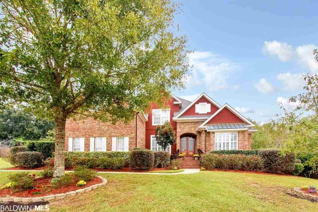 3219 W Wynncliff Ct, Mobile, AL 36695 (MLS #305517) :: Dodson Real Estate Group