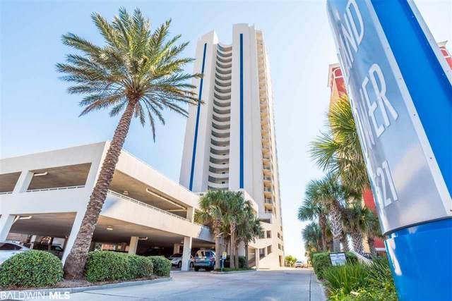 521 W Beach Blvd #603, Gulf Shores, AL 36542 (MLS #305573) :: Gulf Coast Experts Real Estate Team