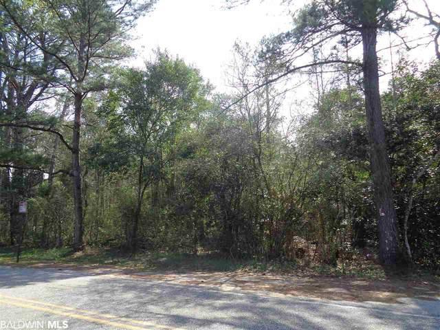 0 Whitehouse Fork Road, Bay Minette, AL 36527 (MLS #305575) :: Levin Rinke Realty