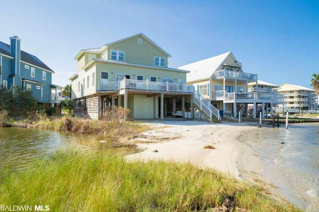 128 Gulf Ct, Gulf Shores, AL 36542 (MLS #305583) :: JWRE Powered by JPAR Coast & County