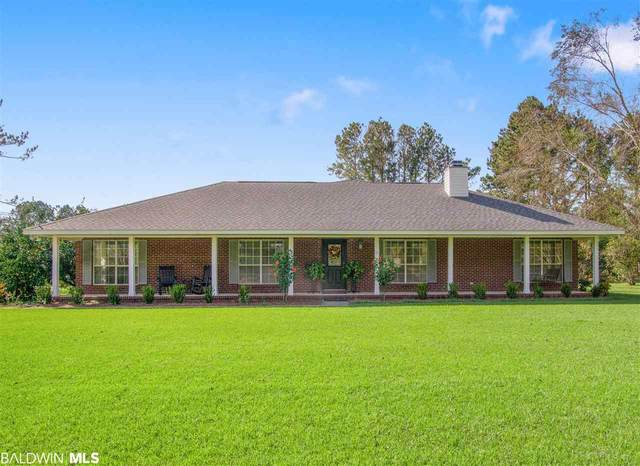 10967 Sky Lane, Fairhope, AL 36532 (MLS #305586) :: Dodson Real Estate Group
