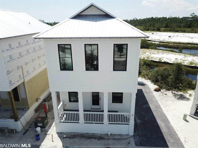 9 West Gate Lot E, Orange Beach, AL 36561 (MLS #305610) :: Dodson Real Estate Group