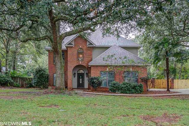10705 Hunters Court, Mobile, AL 36695 (MLS #305614) :: The Kathy Justice Team - Better Homes and Gardens Real Estate Main Street Properties