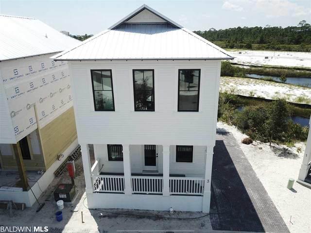 15 West Gate Lot G, Orange Beach, AL 36561 (MLS #305617) :: Dodson Real Estate Group