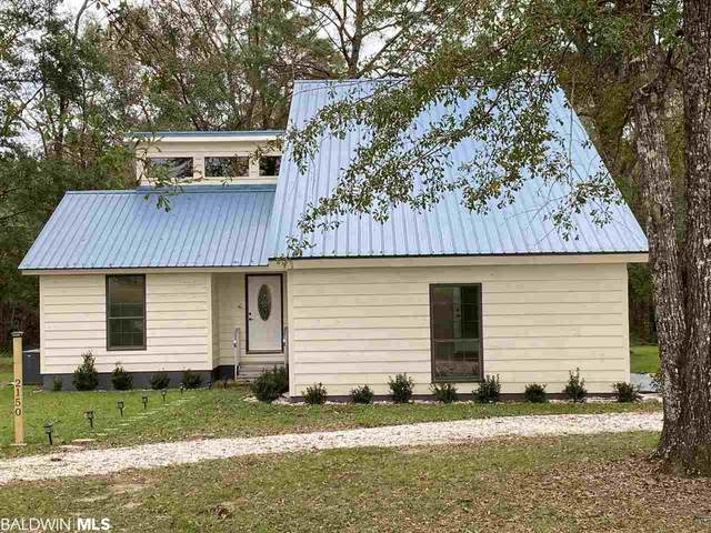 2150 Highway 4A, Century, FL 32535 (MLS #305627) :: Dodson Real Estate Group