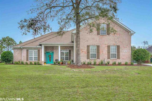 23301 Carnoustie Drive, Foley, AL 36555 (MLS #305654) :: Coldwell Banker Coastal Realty