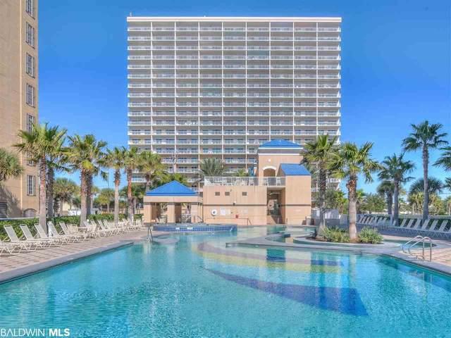1010 W Beach Blvd #1502, Gulf Shores, AL 36542 (MLS #305689) :: Dodson Real Estate Group