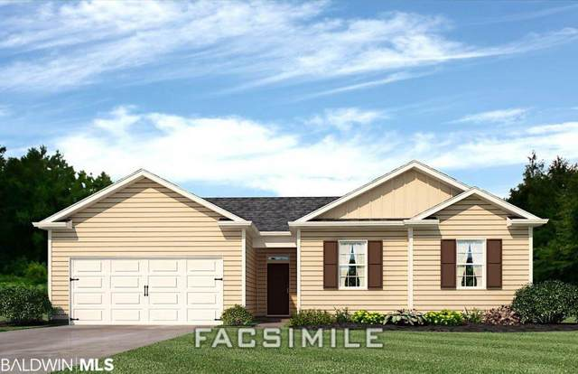 14360 Spearfish Drive, Foley, AL 36535 (MLS #305752) :: Alabama Coastal Living