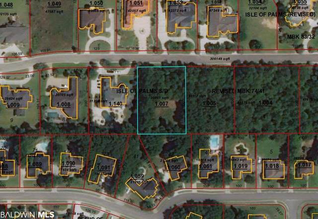 0 Isle Of Palms Dr, Mobile, AL 36695 (MLS #305769) :: Bellator Real Estate and Development