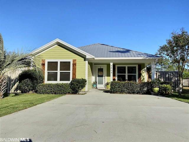 4864 Tiger Brown Ave, Orange Beach, AL 36561 (MLS #305795) :: Dodson Real Estate Group