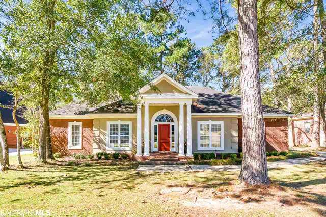 2800 Weston Dr, Mobile, AL 36695 (MLS #305841) :: Alabama Coastal Living