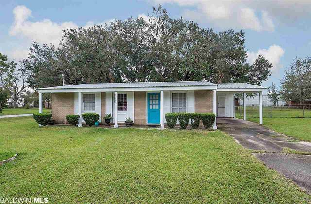 301 W Hickory St, Bay Minette, AL 36507 (MLS #305863) :: Coldwell Banker Coastal Realty