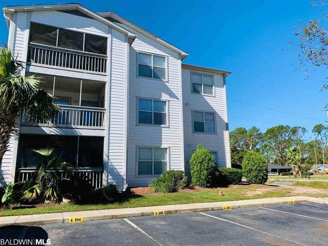 2200 W 2nd Street 206-A, Gulf Shores, AL 36542 (MLS #305867) :: Elite Real Estate Solutions