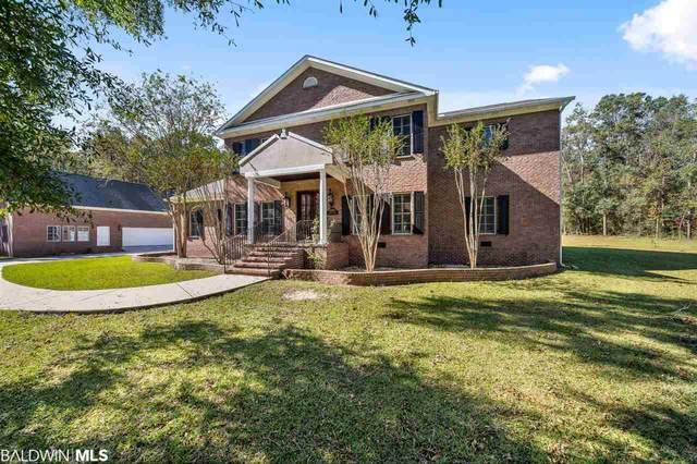 51551 Oakwood Drive, Bay Minette, AL 36507 (MLS #305932) :: Dodson Real Estate Group
