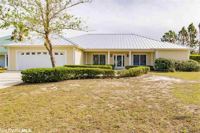 4812 Osprey Drive, Orange Beach, AL 36561 (MLS #305933) :: Coldwell Banker Coastal Realty