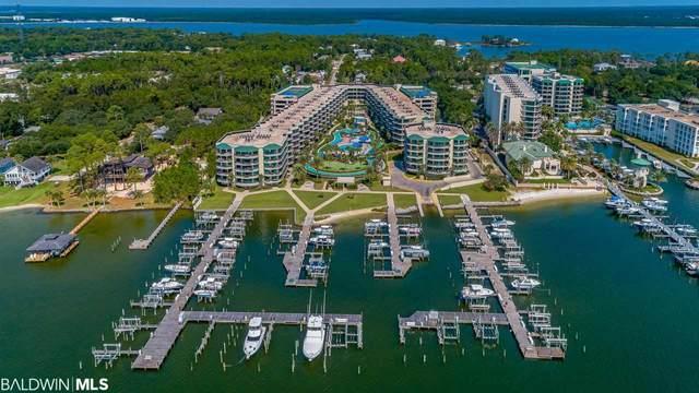 27580 Canal Road #1122, Orange Beach, AL 36561 (MLS #305949) :: Dodson Real Estate Group