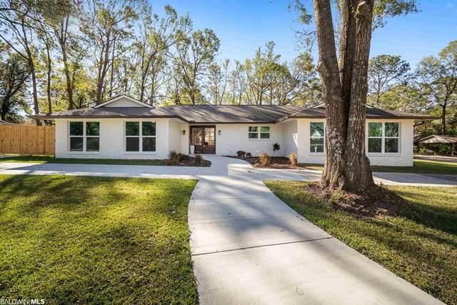 702 Olive Avenue, Fairhope, AL 36532 (MLS #305951) :: JWRE Powered by JPAR Coast & County