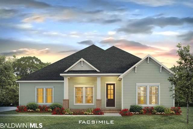 12912 Warbler Street Lot 286, Spanish Fort, AL 36527 (MLS #305957) :: Dodson Real Estate Group