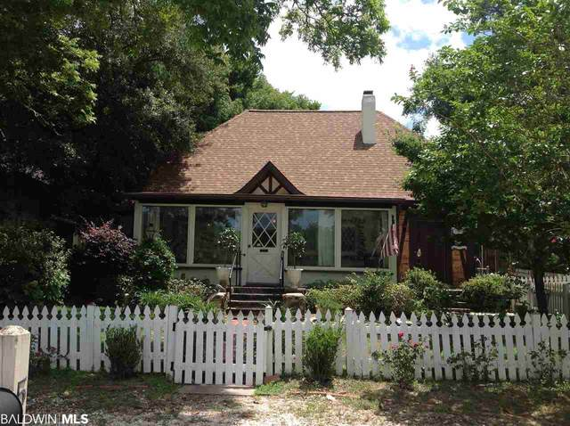 57 S Bayview Street, Fairhope, AL 36532 (MLS #305966) :: Dodson Real Estate Group