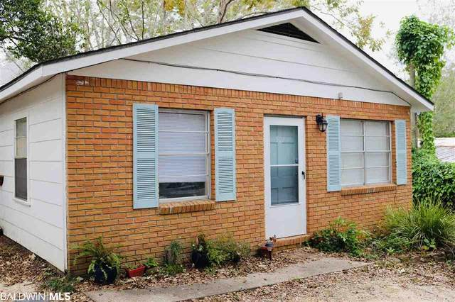 507 Nichols Avenue, Fairhope, AL 36532 (MLS #306004) :: Alabama Coastal Living