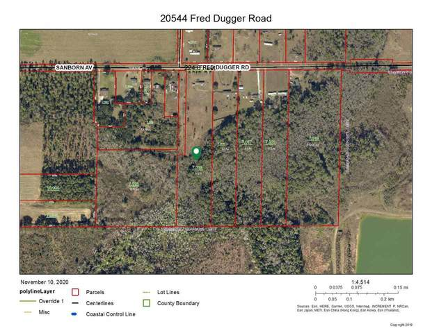 20544 Fred Dugger Road, Summerdale, AL 36580 (MLS #306015) :: Elite Real Estate Solutions