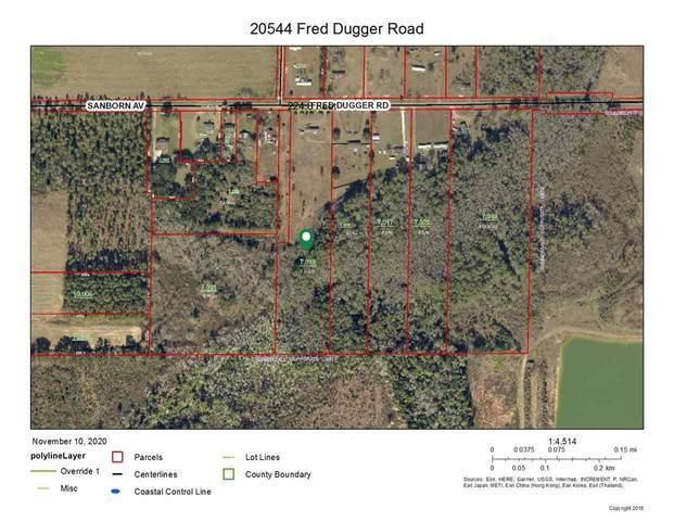 20544 Fred Dugger Road, Summerdale, AL 36580 (MLS #306015) :: HergGroup Gulf Coast