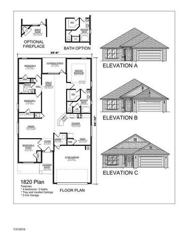 22462 Respite Lane, Foley, AL 36535 (MLS #306057) :: Mobile Bay Realty