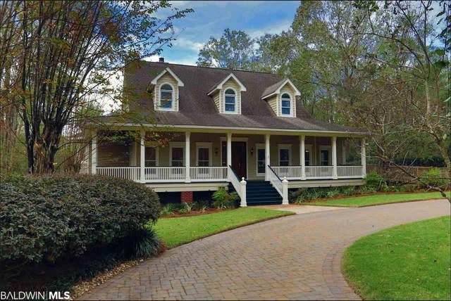 8 Summer Ln, Fairhope, AL 36532 (MLS #306064) :: Alabama Coastal Living