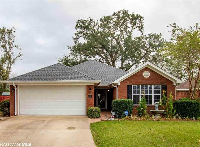 8251 Edgewood Drive, Daphne, AL 36526 (MLS #306094) :: Mobile Bay Realty