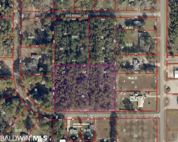 0 Westbrook Dr, Foley, AL 36555 (MLS #306103) :: Dodson Real Estate Group