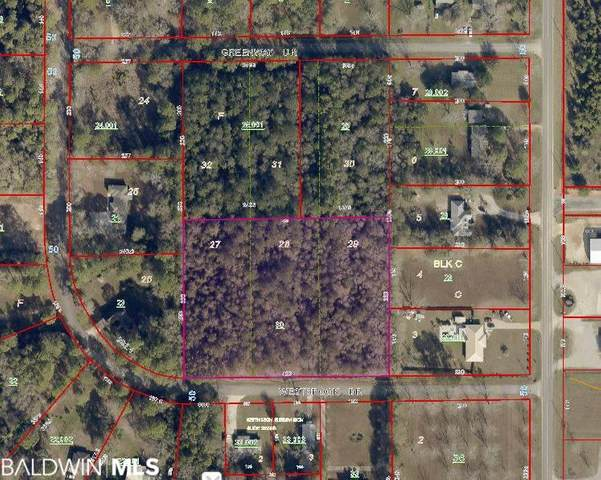 0 Westbrook Dr, Foley, AL 36555 (MLS #306104) :: Dodson Real Estate Group