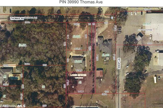 0 Thomas Ave, Daphne, AL 36526 (MLS #306106) :: Dodson Real Estate Group