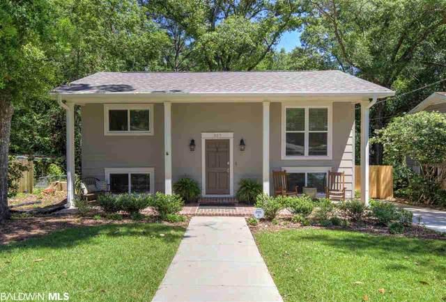 357 S School Street, Fairhope, AL 36532 (MLS #306115) :: Dodson Real Estate Group