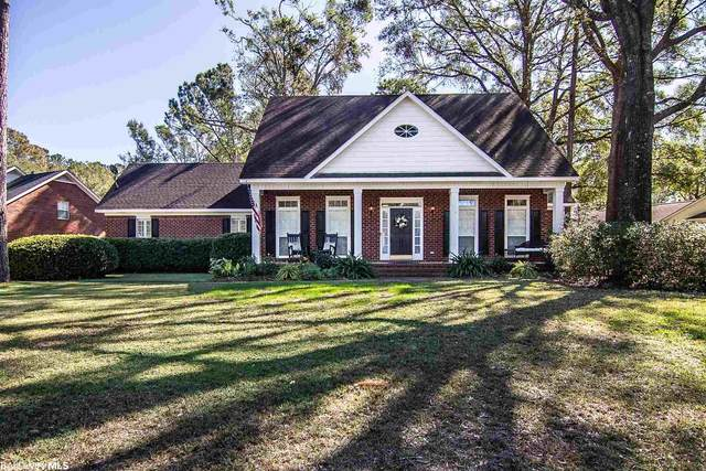 30934 Wakefield Drive, Spanish Fort, AL 36527 (MLS #306130) :: Elite Real Estate Solutions