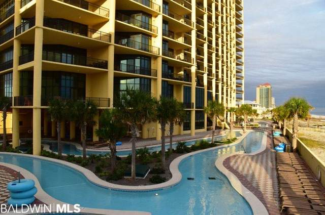 23450 Perdido Beach Blvd #2705, Orange Beach, AL 36561 (MLS #306135) :: Gulf Coast Experts Real Estate Team