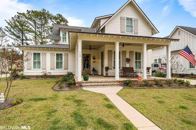 712 Boundary Drive, Fairhope, AL 36532 (MLS #306153) :: Dodson Real Estate Group