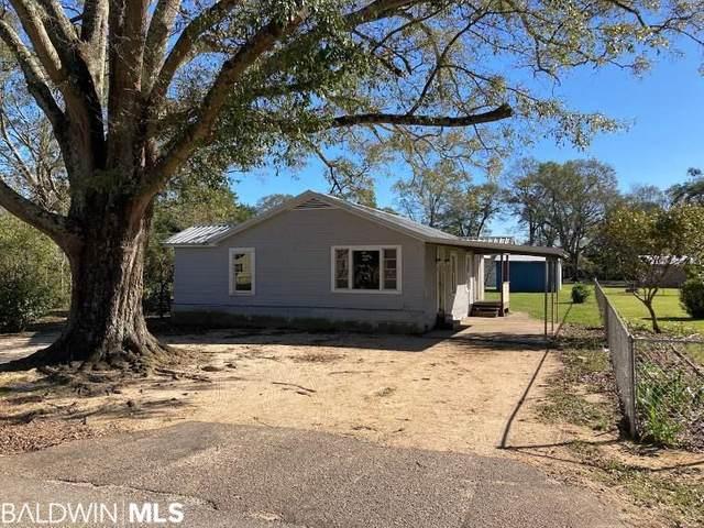 305 Mango St, Bay Minette, AL 36507 (MLS #306163) :: Dodson Real Estate Group