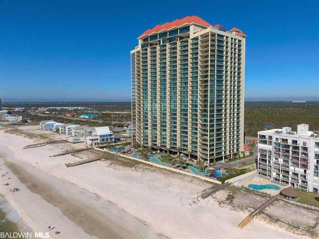 23972 Perdido Beach Blvd #2201, Orange Beach, AL 36561 (MLS #306174) :: Dodson Real Estate Group