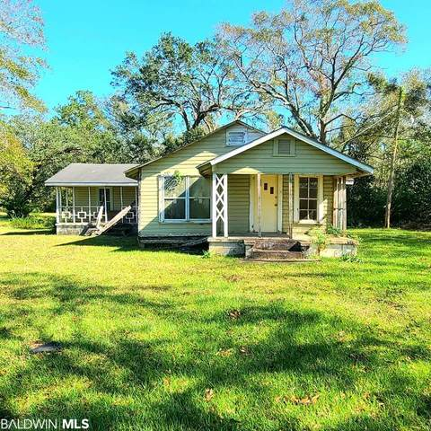 805 Daphne Road, Bay Minette, AL 36507 (MLS #306187) :: Mobile Bay Realty