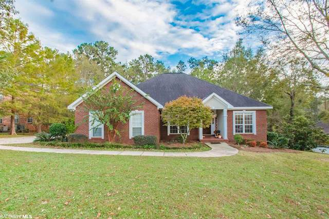 22 General Canby Drive, Spanish Fort, AL 36527 (MLS #306192) :: Dodson Real Estate Group