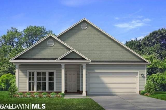9346 Swan Point Road, Daphne, AL 36526 (MLS #306197) :: Dodson Real Estate Group