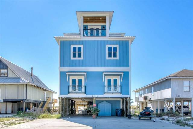 1541 W Beach Blvd, Gulf Shores, AL 36542 (MLS #306240) :: Coldwell Banker Coastal Realty