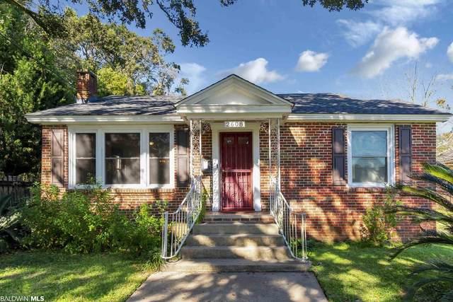 2608 Spring Hill Ave., Mobile, AL 36607 (MLS #306251) :: Dodson Real Estate Group