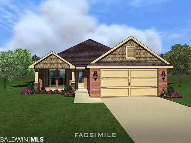 31219 Palladian Way Lot 15, Spanish Fort, AL 36527 (MLS #306278) :: Dodson Real Estate Group