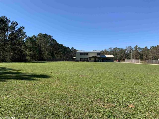 43157 Highway 225, Bay Minette, AL 36507 (MLS #306293) :: Dodson Real Estate Group
