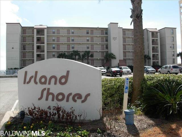 421 E Beach Blvd #156, Gulf Shores, AL 36542 (MLS #306330) :: Alabama Coastal Living